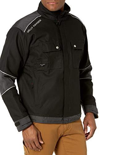 Helly Hansen Workwear, Giacca da lavoro Chelsea imbottita e foderata - 34-076041-999, Taglia S, colore: Nero