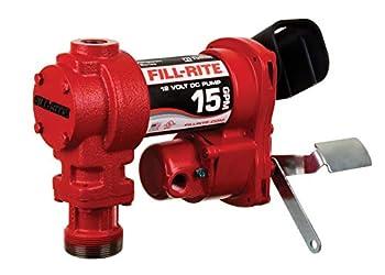Fill-Rite FR1204H 12V 15 GPM Fuel Transfer Pump  Pump Only