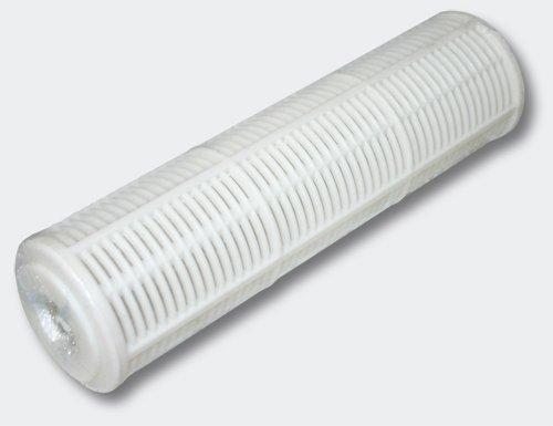 Preisvergleich Produktbild Naturewater 10Zoll - 254mm 80µ Netzfilterkartusche Wasserfilter Umkehrosmose Filter
