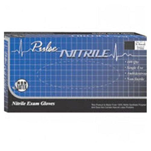 WP000-INNOVATIVE 177202 177202 Pulse Glove PF Nitrile LF Medium 200/Bx Innovative Health Care