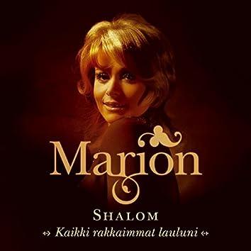 Shalom-Kaikki Rakkaimmat Lauluni