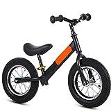 Z-SEAT Bebé Vespa Bicicletas, N-Pedal De Bicicleta De Equilibrio Niños, Bicicletas para Niños Pequeños Portátil con Asiento Ajustable Y La Altura del Manubrio para Niños Y Niñas De 1-6,B