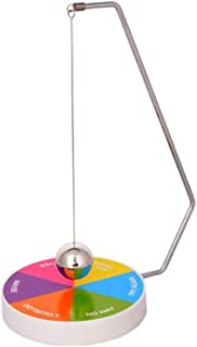 Decision Maker Pendulum Ball Toys Magnetic Dynamic Desk Decoration - Colorful