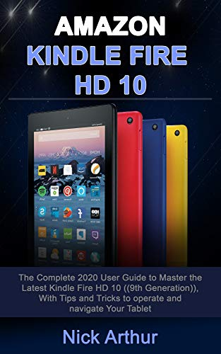 AMAZON KINDLE FIRE HD 10