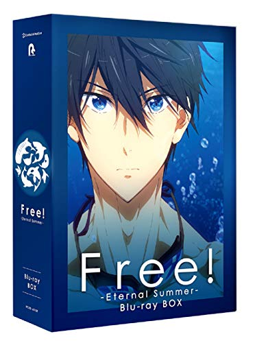 Free!-Eternal Summer- Blu-ray BOX/