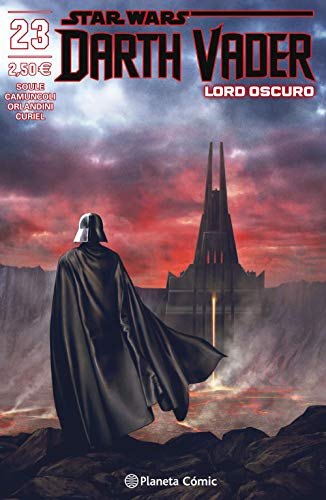 Star Wars Darth Vader Lord Oscuro nº 23/25 (Star Wars: Cómics Grapa Marvel)