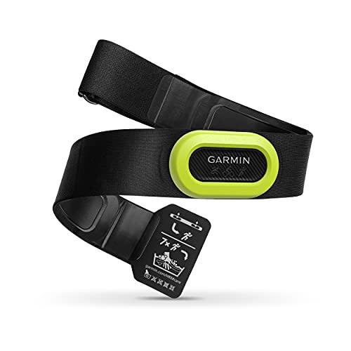 Garmin HRM-Pro, Monitor de frecuencia cardíaca Premium, ANT+ y Bluetooth