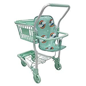 Roma Rupert Toy Shopping Trolley Suitable from 24 months - mint   8
