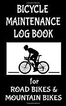 Bicycle Maintenance Log Book for Road Bikes & Mountain Bikes: 5