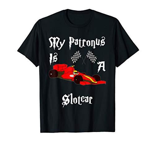 My Patronus Is A Slot Car Racing Racetrack Vehicles T-Shirt