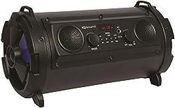 professional Wireless Bluetooth Speaker Supersonic IQ-1525BT-BK (Black)
