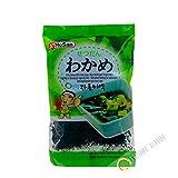 Las algas Wakame HOSAN 57g Corea - Pack de 6 piezas