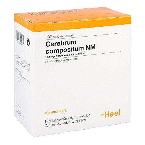 CEREBRUM COMPOSITUM NM Ampullen 100 St