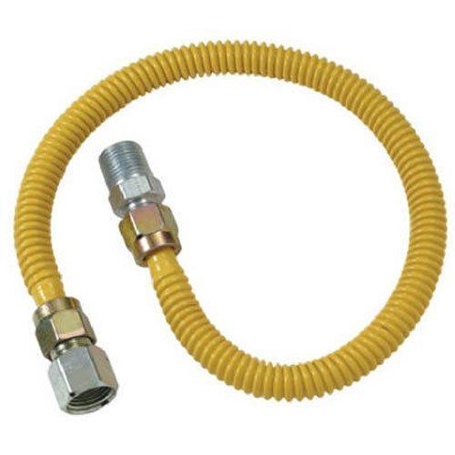 Brasscraft CSSD54-60 Dryer and Water Gas Dryer & Water Heater Flex-Line OD x 60