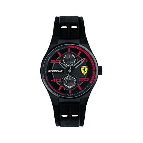 SCUDERIA FERRARI orologio Multifunzione Unisex Preppy FER0840011