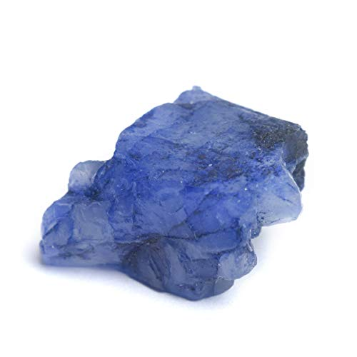 Protection Blue Sapphire Healing Crystal 42.00 Ct Natural Raw Sapphire, Uncut Rough Sapphire Gemstone
