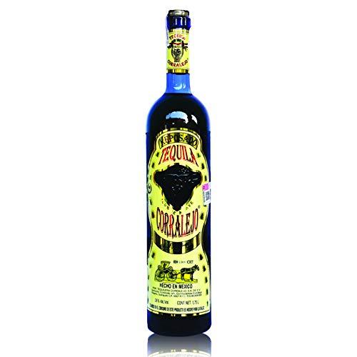 Corralejo Tequila reposado 38% (1 x 1.75 l)