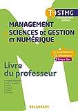 Management, Sciences de gestion et numérique Tle STMG (2020) - Pochette - Livre du professeur (2020)