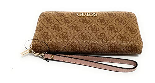 GUESS Geldbörse Alby SLG Brown SG745546
