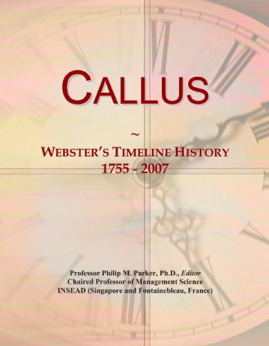 Callus: Webster