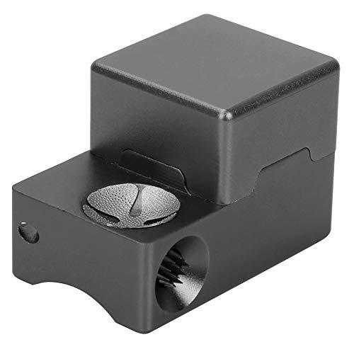 NCONCO 4-in-1 Multifunktionaler Billard-Queue-Spitzen-Poliermaschinen-Spitzen-Shaper Kreidehalter