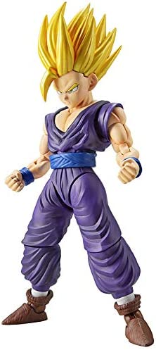 Dragon Ball Z Super Saiyan 2 Son Gohan New Pkg Ver Bandai SpiritsFigure Rise Standard product image
