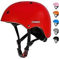 CRZKO Adjustable Kids Bike Helmet (various)