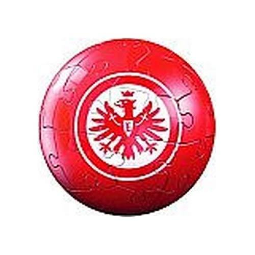 Windworks Ravensburger 5 cm Puzzleball 27 Teile Fußball Bundesliga mit Vereinslogo (Eintracht Frankfurt)