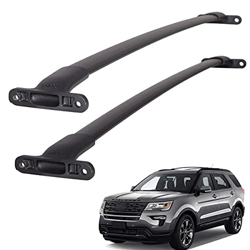 Aluminum Roof Rack Crossbars Compatible with Ford Explorer 2016 2017 2018...