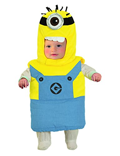 Joker Jc067-000 - Costume Minion Baby, 6/12 Mesi