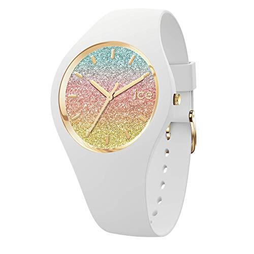 Ice-Watch - ICE lo Malibu - Women's wristwatch with silicon strap - 016901 (Medium)