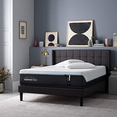 Tempur-Pedic TEMPUR-ProAdapt 12-Inch Medium Foam Mattress, Queen, Made in USA, 10 Year Warranty