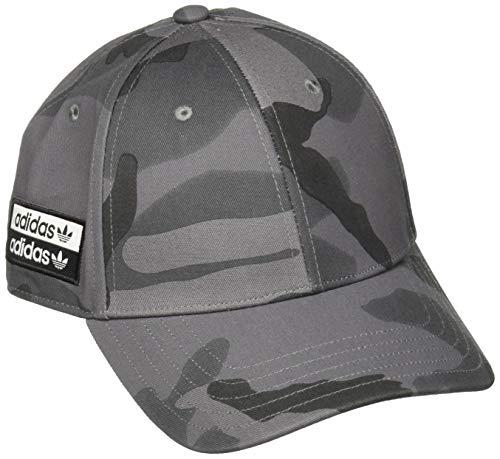 adidas Eh4067_OSFM Gorras, Grey, One Size Unisex Adulto