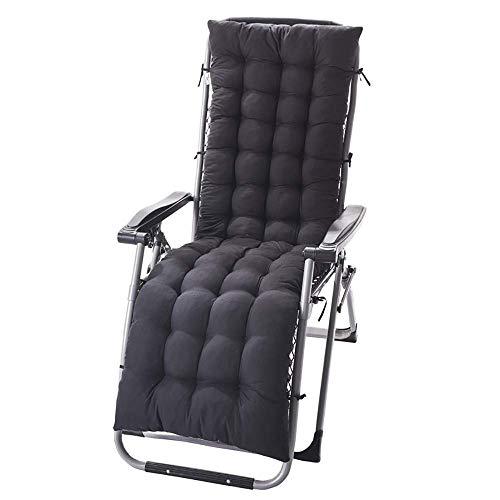 Ligstoel, ligstoel, zitkussen, tuinstoel, ligstoel, ligstoel, zitkussen, dik, gevoerd, terrasligstoel, relaxstoel, buitenterras, tuin, buiten