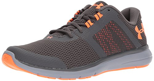 Under Armour Men's Fuse FST Running Shoe Charcoal (103)/Steel 10