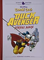Donald Duck: Duck Avenger Strikes Again (Disney Masters: Donald Duck)