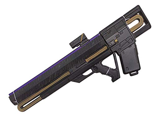 Foam 35 Inch Fantasy Rifle Cosplay Costume Halloween Xmas Gift Limited Edition Graviton 1:1 Replica Prop …
