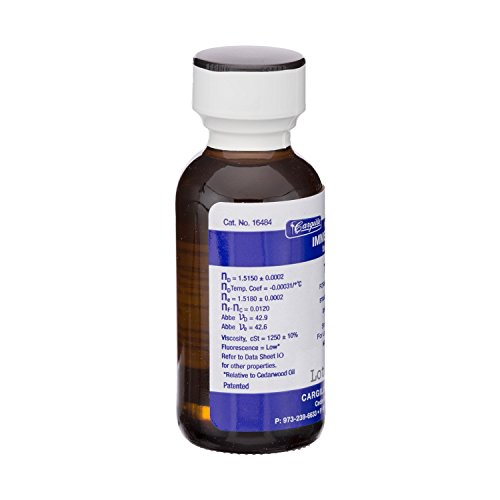 Amscope ml-b-1 Mikroskop Immersions-Öl 28ml Typ B Erfahrungen & Preisvergleich