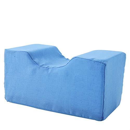 Cojín de soporte de cuña que alivia la fatiga de los tobillos(blue, 20 * 10 * 10cm)