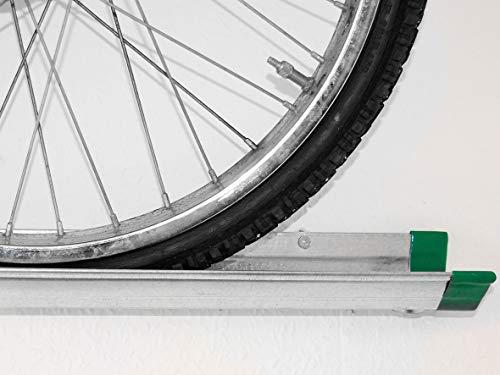 EUFAB 16408 Fahrrad-Wandhalter - 6