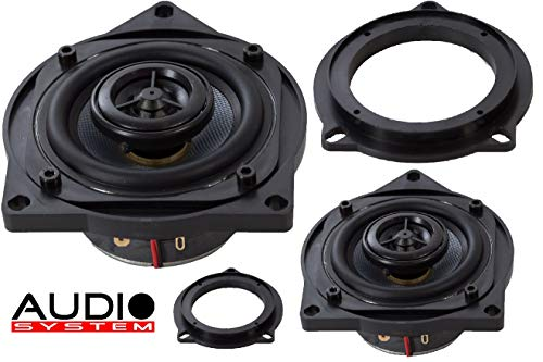 Audio System CO80BMW CO-SERIES Spezial Coaxial System
