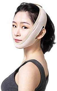 Afslankband voor het gezicht, faceliftriem V-gezicht Artefact Dunne dubbele kin Pull-up Anti-rimpel Slaap Ademend verband ...