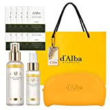 WHITE TRUFFLE GLOWING SKIN CARE SET-Anti aging korean skin care face serum l antioxidant spray serum for brightening and glowing skin l Great for gift