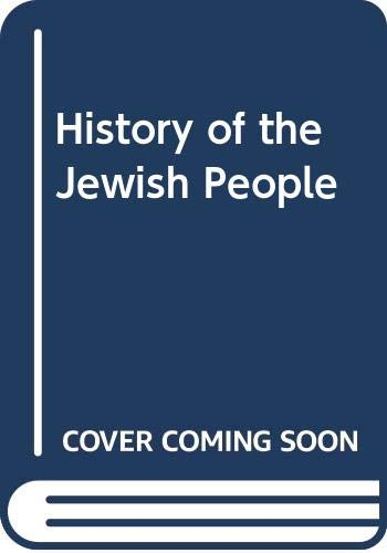 History of the Jewish Peopleの詳細を見る