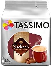 Tassimo capsules zoetboard, 80 cacao capsules, 5-pack, 5 x 16 drankjes