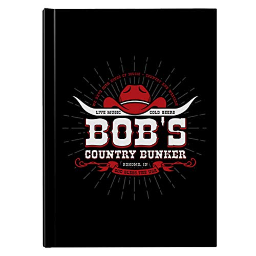 The Blues Brothers Bobs Country Bunker Hardback Journal