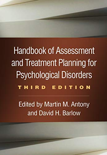 Handbook of Assessment and Treatment Planning for Psychological Disorders, Third Edition (English Edition)