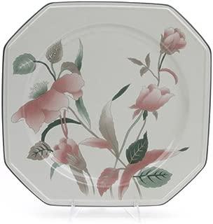 Silk Flowers by Mikasa, China Chop Plate