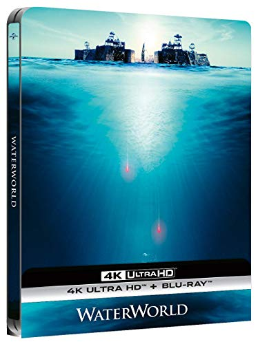 Waterworld [4K Ultra HD + Blu-Ray-Édition boîtier SteelBook]