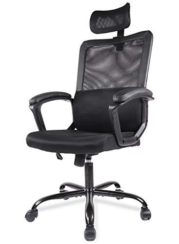 Mesh chair Black Desk Chair Computer Office Chair